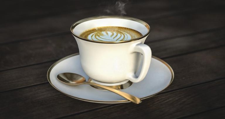 コーヒーは香り