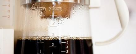 コーヒーメーカーについて