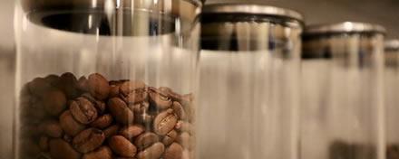 珈琲豆の保存・保管
